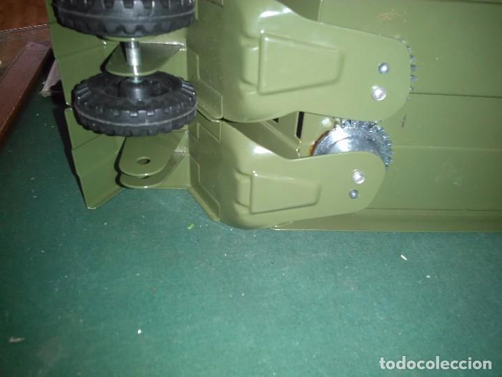 Altes Spielzeug Gozán: Gozan cañón plataforma con caja - Foto 6 - 147060954