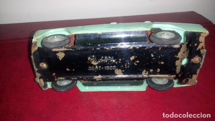 Juguetes antiguos Gozán: SEAT 1500 de GOZAN. - Foto 4 - 147372966