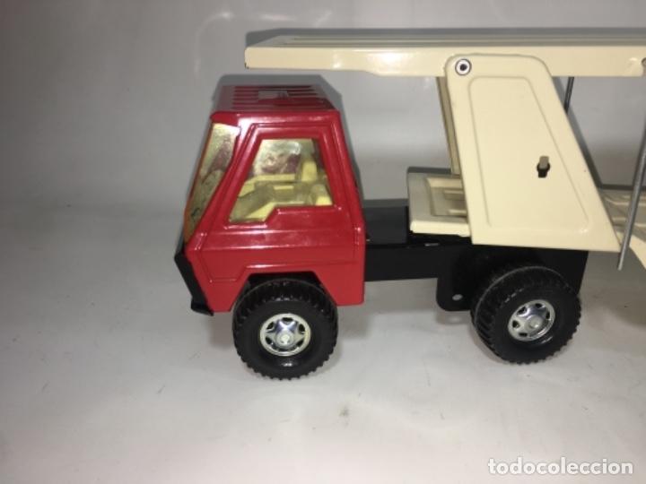 Juguetes antiguos Gozán: Juego Juguete camión hojadelata coloso de gozan - Foto 7 - 150350186