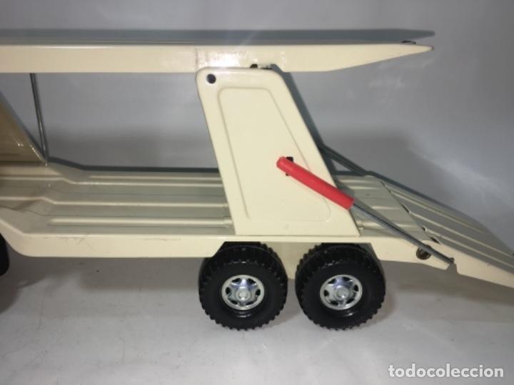 Juguetes antiguos Gozán: Juego Juguete camión hojadelata coloso de gozan - Foto 8 - 150350186