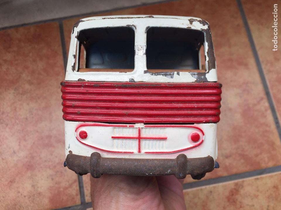 Juguetes antiguos Gozán: Camión pegaso - Foto 4 - 158225272