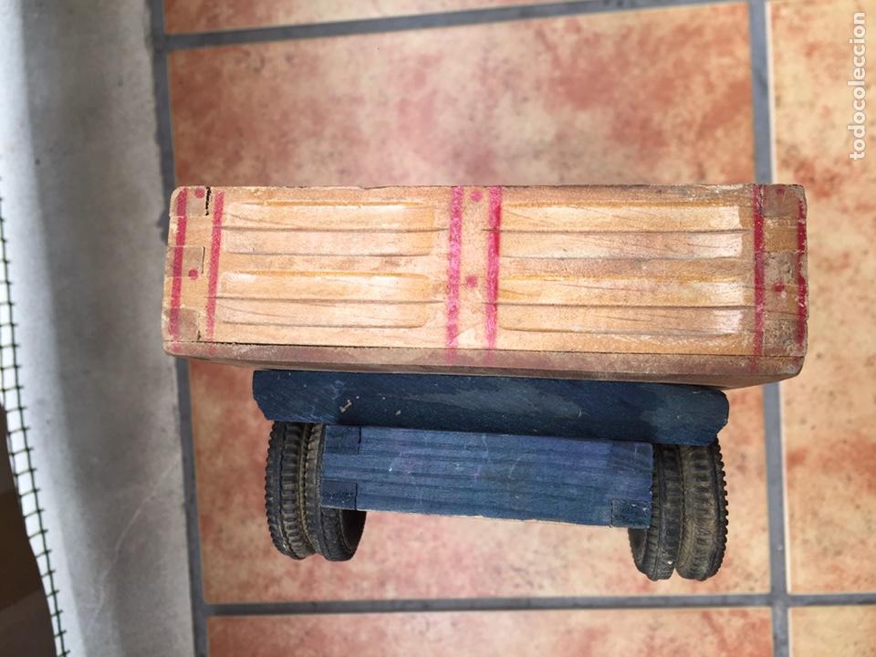Juguetes antiguos Gozán: Camión pegaso - Foto 6 - 158225272