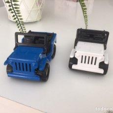 Altes Spielzeug Gozán - Coches jeep metal gozan - 158582278