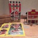 Juguetes antiguos Gozán: EXIN WEST HOTEL, EN CAJA.. Lote 160342282
