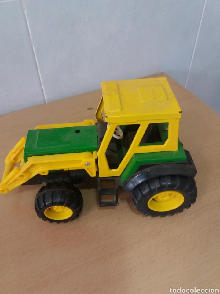 Juguetes antiguos Gozán: Gozan tractor. - Foto 2 - 161436361