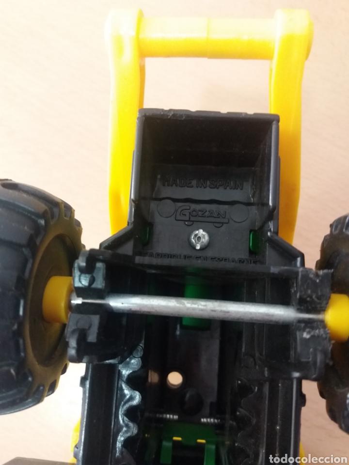 Juguetes antiguos Gozán: Gozan tractor. - Foto 4 - 161436361