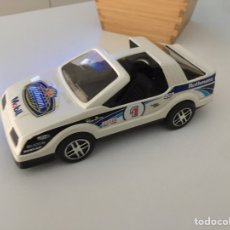 Juguetes antiguos Gozán: COCHE GOZAN FORD RALLY ROTHMANS. Lote 165399330