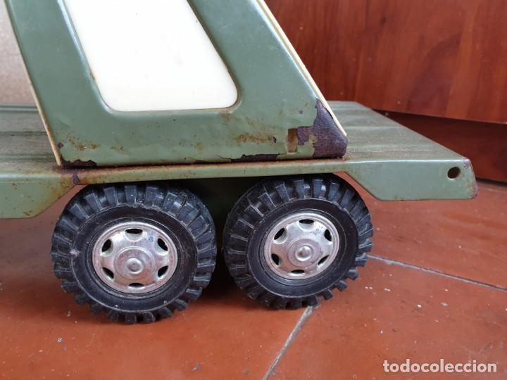 Juguetes antiguos Gozán: Camión trans-gozán tigre 2000 - Foto 6 - 167988944