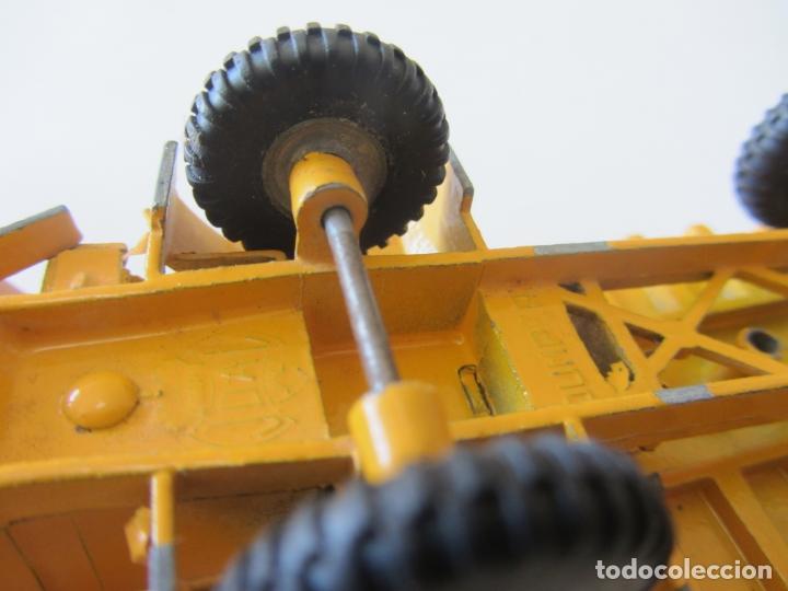 Juguetes antiguos Gozán: ANTIGUO CAMIÓN VOLQUETE DUMPER JOAL cx13 - Foto 2 - 168366268