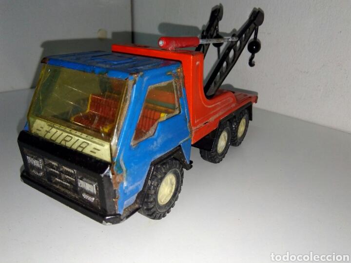Juguetes antiguos Gozán: Camion furia gozan - Foto 2 - 169059713