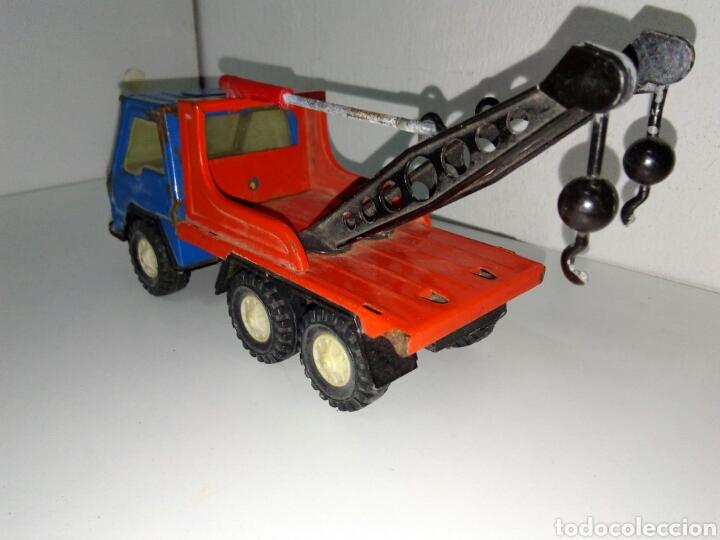 Juguetes antiguos Gozán: Camion furia gozan - Foto 3 - 169059713