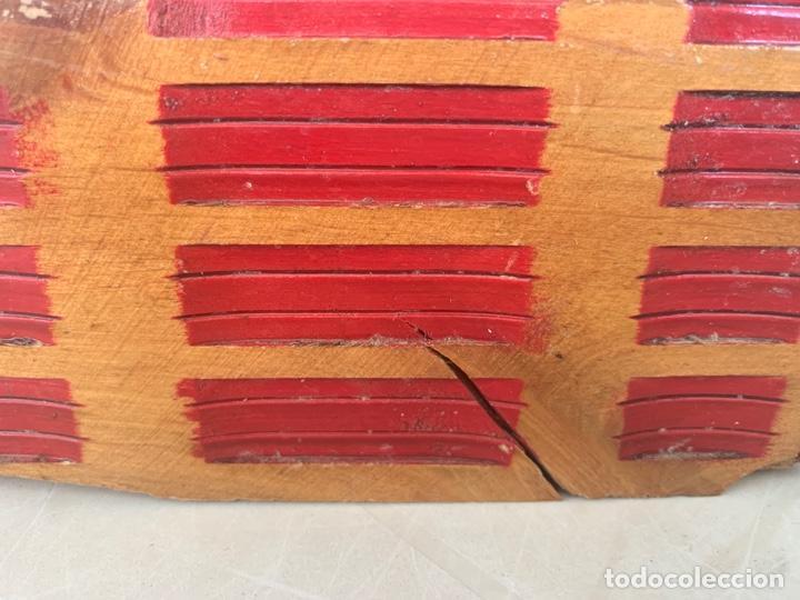 Juguetes antiguos Gozán: CAMION PEGASO MOLTO CAJA DE CARGA MADERA AÑOS 50 - Foto 5 - 215917185
