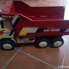 Juguetes antiguos Gozán: CAMION VOLQUETE GOZAN COLOSO TRUCKS BIG TIPPER. Lote 172318794
