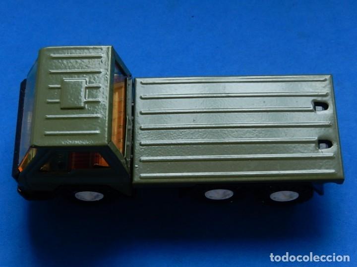 Juguetes antiguos Gozán: Camión con tanque. Serie Furia. Ref. 173. Fabricado por Juguetes Gozán. España. - Foto 13 - 175393379