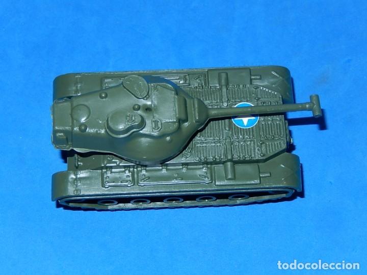 Juguetes antiguos Gozán: Camión con tanque. Serie Furia. Ref. 173. Fabricado por Juguetes Gozán. España. - Foto 15 - 175393379