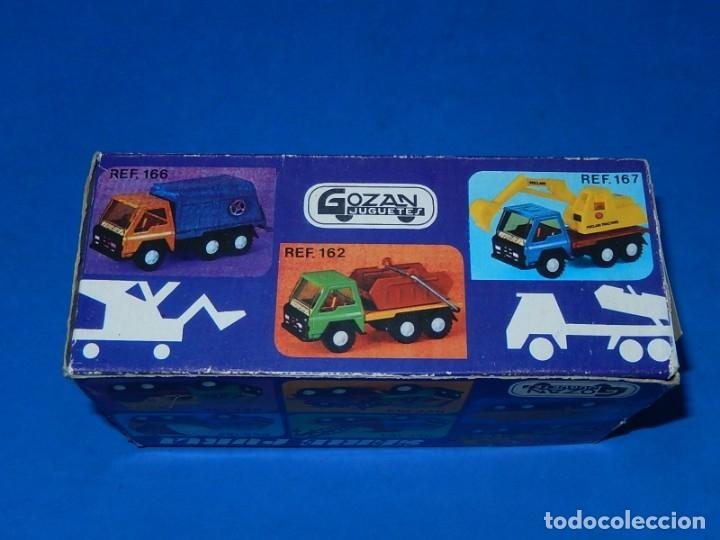 Juguetes antiguos Gozán: Camión con tanque. Serie Furia. Ref. 173. Fabricado por Juguetes Gozán. España. - Foto 22 - 175393379