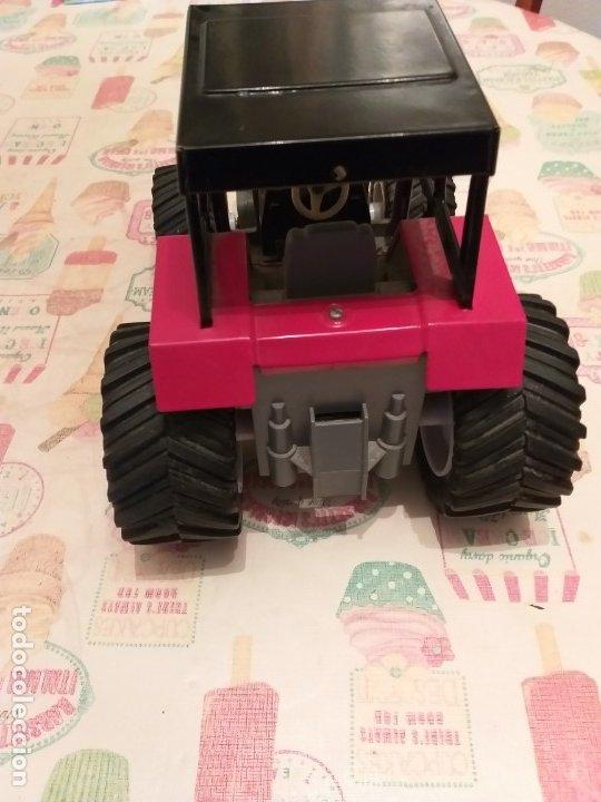 Juguetes antiguos Gozán: tractor juguetes GOZAN años 70/80 - Foto 3 - 179309027