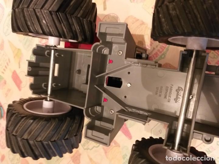 Juguetes antiguos Gozán: tractor juguetes GOZAN años 70/80 - Foto 5 - 179309027