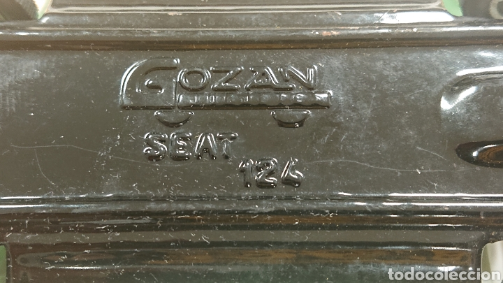 Juguetes antiguos Gozán: Seat 1430 de Gozan 124 - Foto 10 - 182421676