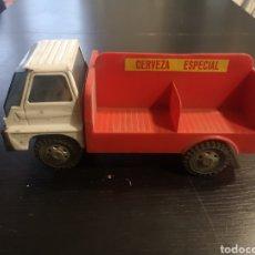 Brinquedos antigos Gozán: CAMIO TIGRE DE GOZAN CERVEZA ESPECIAL AÑOS 70/80. Lote 185949177
