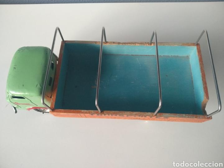 Juguetes antiguos Gozán: PEGASO MOFLETES DE GOZAN, AÑOS 50 - Foto 7 - 188402440