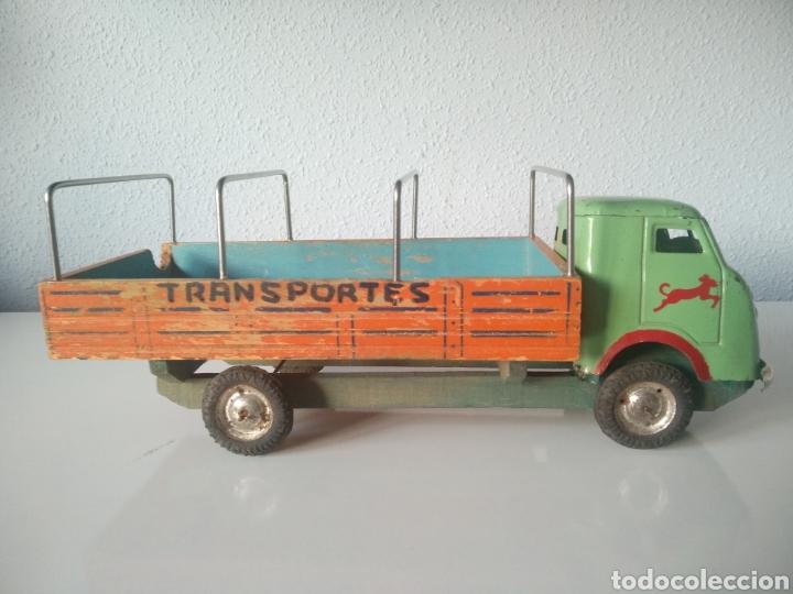 PEGASO MOFLETES DE GOZAN, AÑOS 50 (Juguetes - Marcas Clásicas - Gozán)