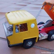 Brinquedos antigos Gozán: GOZÁN CABEZA CAMIÓN BERNARD 334. Lote 266355723