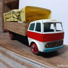 Juguetes antiguos Gozán: CAMION GOZAN. Lote 194860468