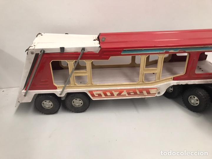 Juguetes antiguos Gozán: Camión gozan - Foto 3 - 195133003