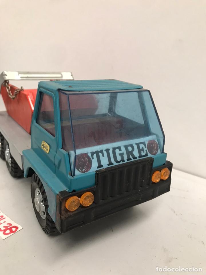 Juguetes antiguos Gozán: Camión gozan - Foto 2 - 195308011