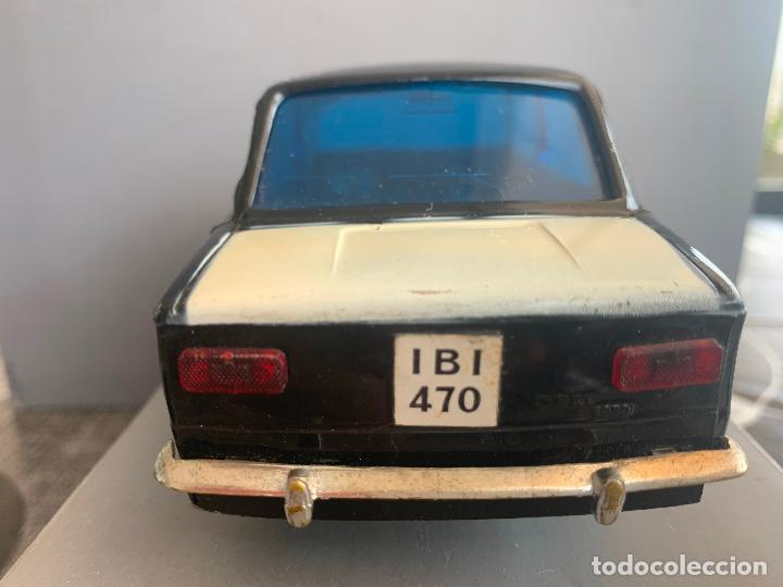Juguetes antiguos Gozán: SEAT 1430 POLICIA JUGUETES VERCOR AÑOS 70 - Foto 4 - 199520466