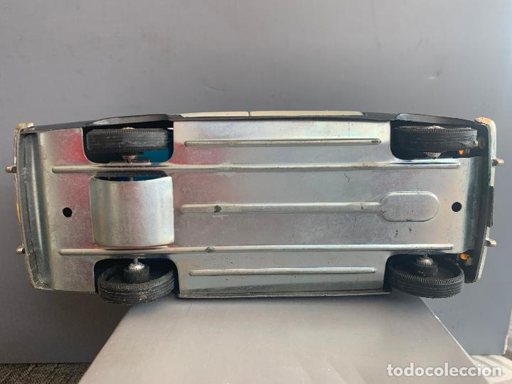 Juguetes antiguos Gozán: SEAT 1430 POLICIA JUGUETES VERCOR AÑOS 70 - Foto 8 - 199520466