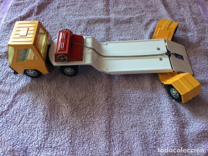 Juguetes antiguos Gozán: Camión Coloso de Gozan - Foto 6 - 206279980