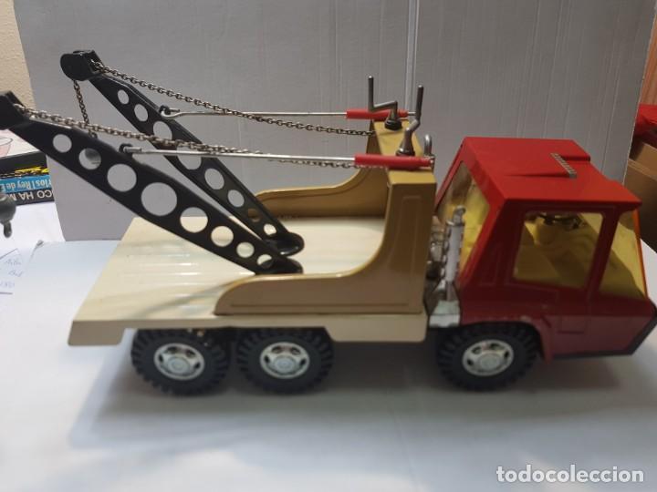 Juguetes antiguos Gozán: Camion Tigre 2000 de Gozan Made IN Spain muy buen estado - Foto 2 - 217855112