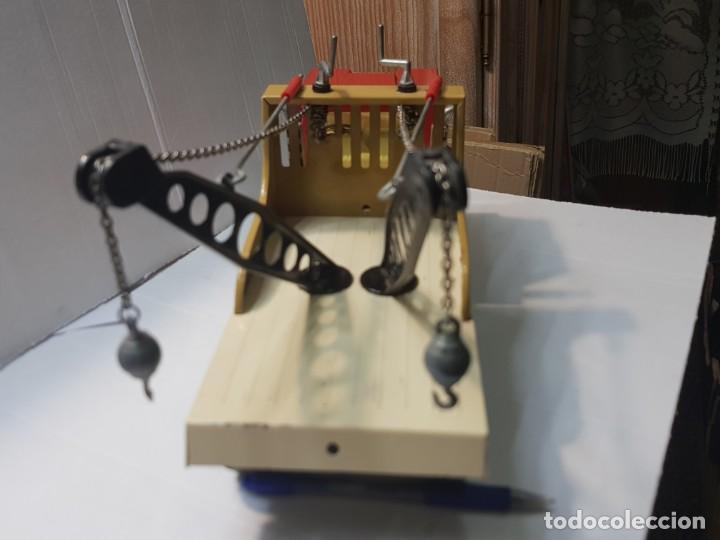 Juguetes antiguos Gozán: Camion Tigre 2000 de Gozan Made IN Spain muy buen estado - Foto 4 - 217855112