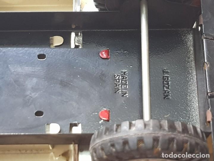Juguetes antiguos Gozán: Camion Tigre 2000 de Gozan Made IN Spain muy buen estado - Foto 6 - 217855112