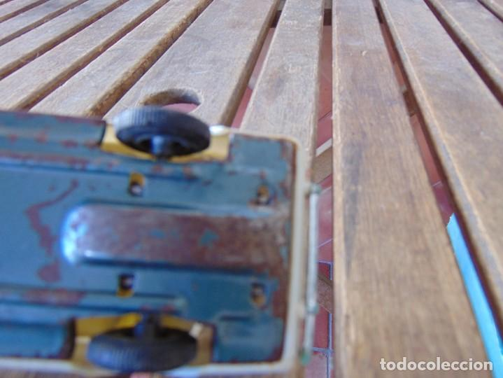 Juguetes antiguos Gozán: COCHE SEAT 124 AMBULANCIA DE GOZAN A FRICCION - Foto 8 - 220894241