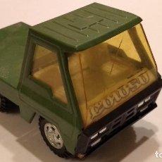 Brinquedos antigos Gozán: CAMIÓN COLOSO DE GOZÁN MILITAR. BUEN ESTADO. TAL CUAL FOTOS. Lote 223749628