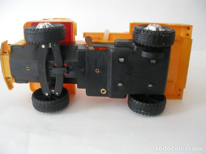 Juguetes antiguos Gozán: Camión hormigonera Gozan ( 24 cm ) nº 265 años 70 en caja sin uso - Foto 7 - 223908465
