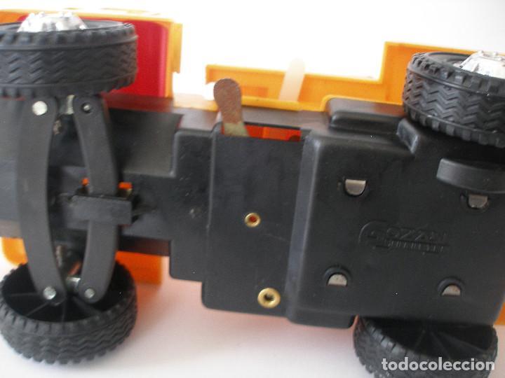 Juguetes antiguos Gozán: Camión hormigonera Gozan ( 24 cm ) nº 265 años 70 en caja sin uso - Foto 8 - 223908465