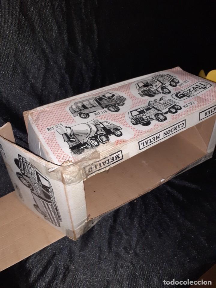 Juguetes antiguos Gozán: Camion gozan coca cola - Foto 5 - 224577026