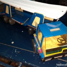 Jouets anciens Gozán: GOZAN,CAMION PORTAVEHICULOS. Lote 225869955