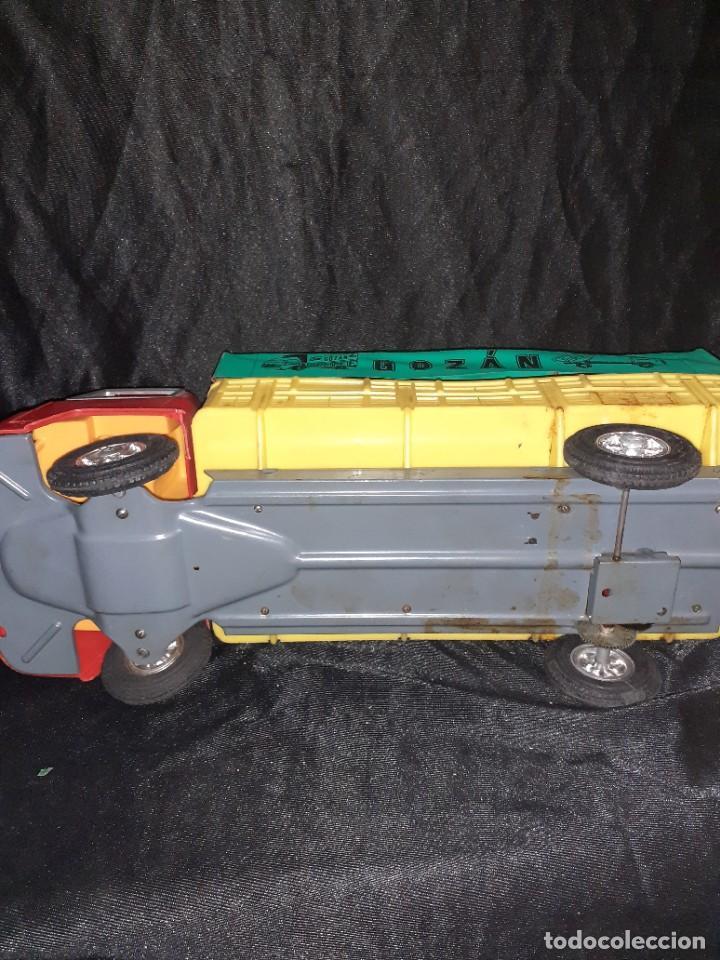 Juguetes antiguos Gozán: Camion gozan - Foto 3 - 226765780