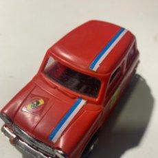 Brinquedos antigos Gozán: COCHE MINI 1000 ROJO GOZAN REF. 93 AÑOS 70. Lote 228613570
