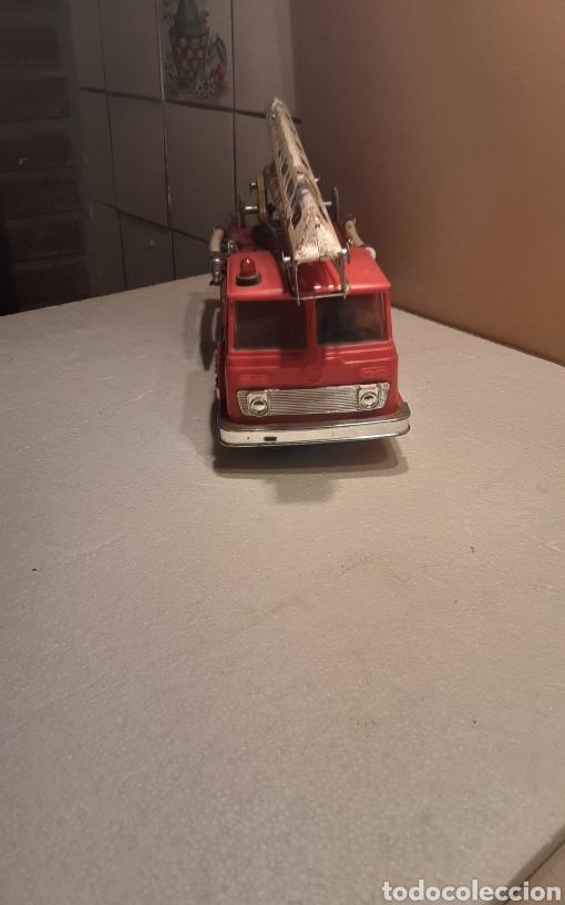 Juguetes antiguos Gozán: Camión bomberos Gozan - Foto 4 - 233838180
