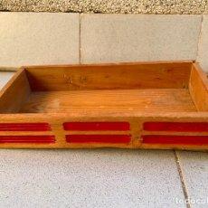 Juguetes antiguos Gozán: CAMION PEGASO Z-202 CAJA DE CARGA MOLTÓ AÑOS 50. Lote 234715165