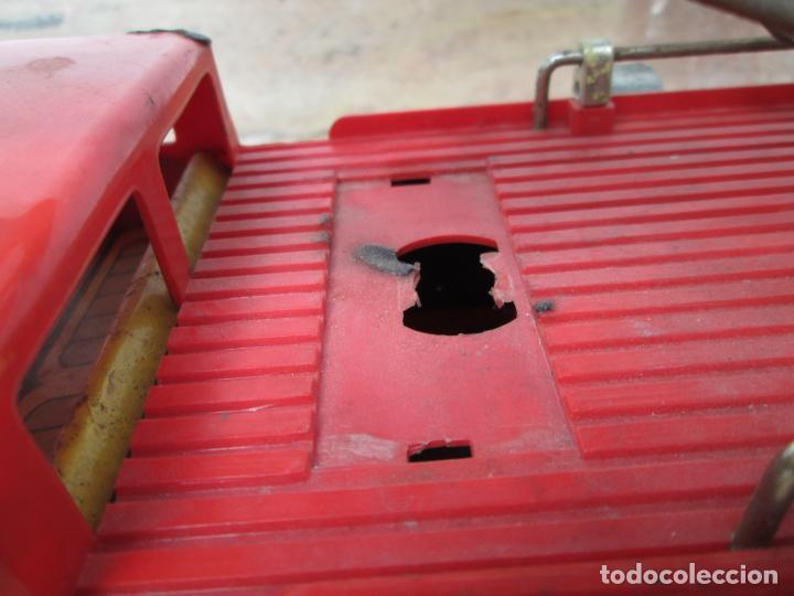 Juguetes antiguos Gozán: Antiguo Camión de Bomberos de Gozan - Foto 9 - 239660185