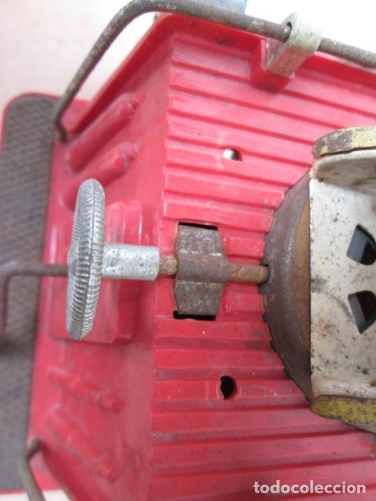 Juguetes antiguos Gozán: Antiguo Camión de Bomberos de Gozan - Foto 17 - 239660185