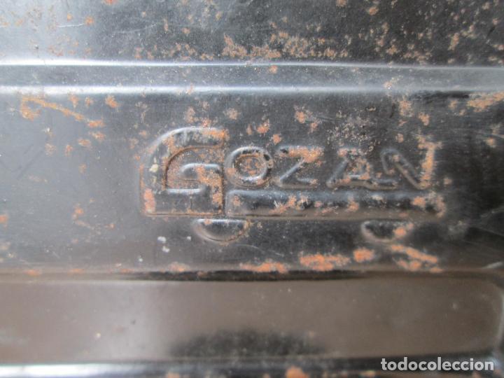 Juguetes antiguos Gozán: Antiguo Camión de Bomberos de Gozan - Foto 18 - 239660185
