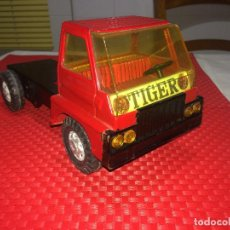 Jouets anciens Gozán: CAMION TIGER - GOZAN - METÁLICO - 28 CMS.. Lote 240271960